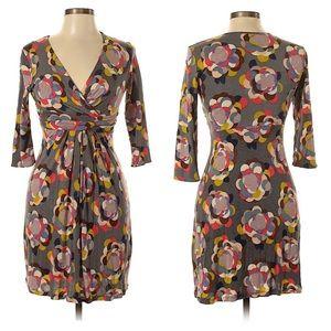 COMING SOON Boden Petite Wrap Dress Mod Floral